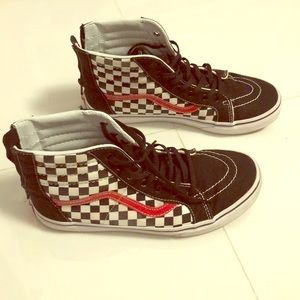 Vans World's Skateboard Shoes Size kids 7
